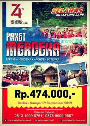 indonesia merdeka 74